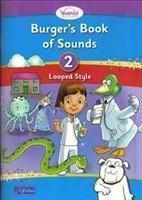 Burger's Book of Sounds 2 Looped Style Pack - Includes Take-Home Decodable Books - Wonderland Stage One - Junior & Senior Infants