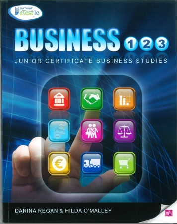 Business 1,2,3 Textbook - Junior Certificate Business Studies