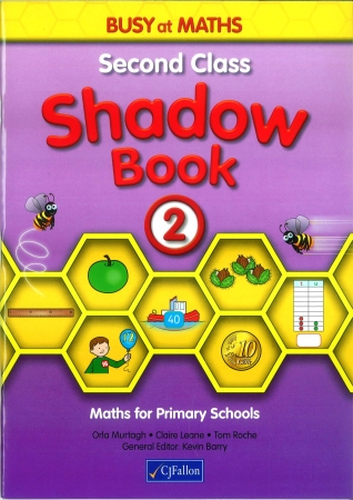 Busy At Maths 2 Shadow Book - Second Class