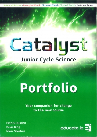 Catalyst Junior Cycle Science Portfolio Workbook
