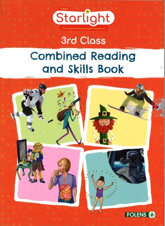 Combined Reading & Skills Book - Starlight - Third Class