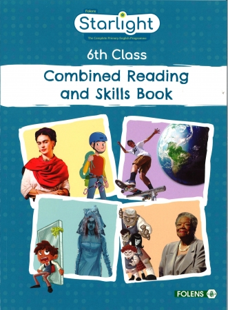 Combined Reading & Skills Book - Starlight - Sixth Class