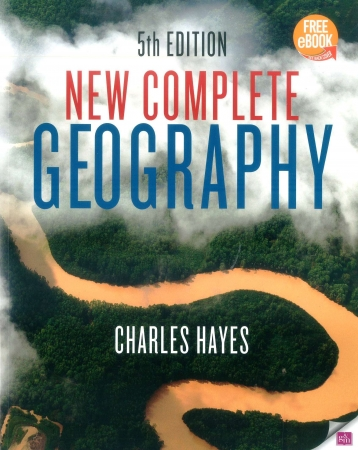 New Complete Geography Textbook - 5th Edition - Includes Free eBook