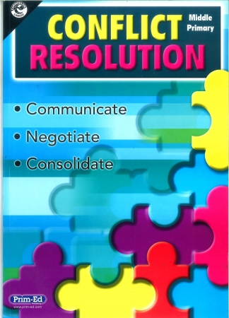 Conflict Resolution - Middle Primary
