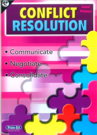 Conflict Resolution - Lower Primary