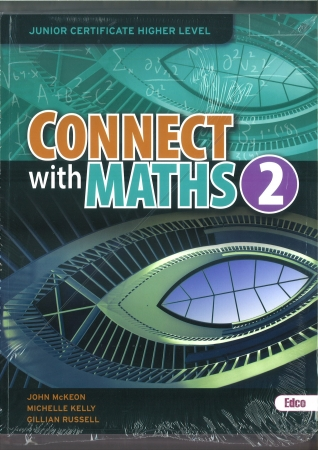 Connect With Maths 2 Pack - Junior Certificate Maths Higher Level - Textbook & Workbook - Includes Free eBook