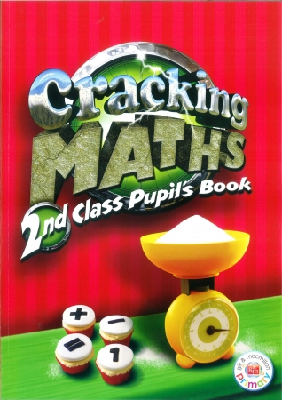 Cracking Maths 2nd Class - Textbook