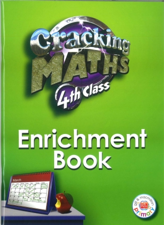 Cracking Maths 4th Class - Enrichment Book