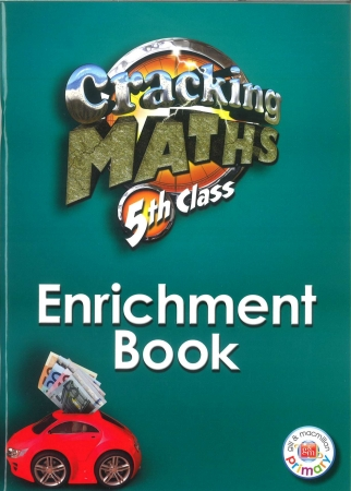 Cracking Maths 5th Class - Enrichment Book