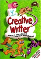 Creative Writer Book B - Fourth Class