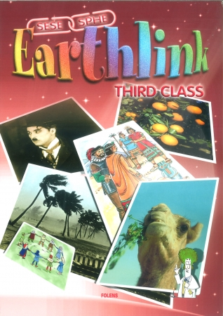 Earthlink 3 Pack - Textbook & Workbook - Third Class