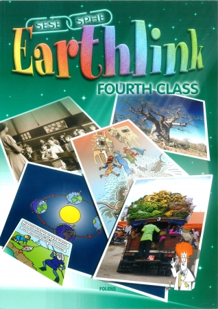 Earthlink 4 Textbook - Fourth Class