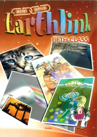 Earthlink 5 Textbook - Fifth Class