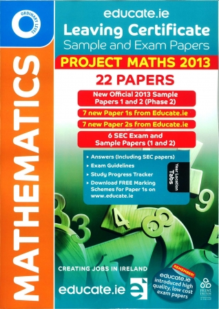 Leaving Cert Maths Ordinary Level - Includes 2014 Exam Paper