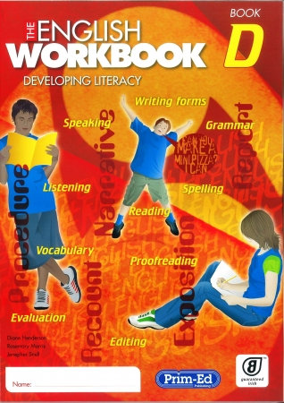 The English Workbook D - Third Class