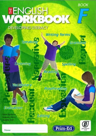 The English Workbook F - Fifth Class