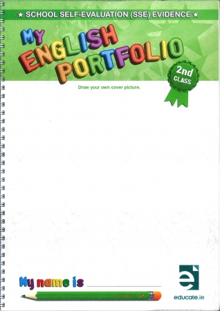 My English Portfolio 2nd Class - Workbook