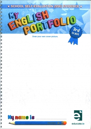 My English Portfolio 3rd Class - Workbook