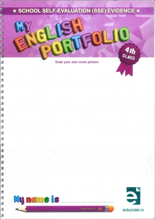 My English Portfolio 4th Class - Workbook