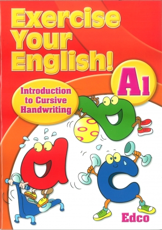 Exercise Your English A1 - Introduction To Cursive Writing - Junior Infants