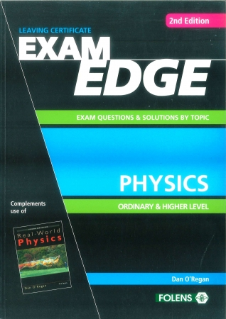 Exam Edge Physics Higher Level 2nd Edition - Exam Questions & Solutions By Topic