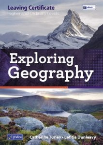 Exploring Geography Pack - Textbook & Workbook - Leaving Certificate
