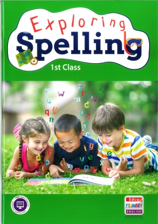 Exploring Spelling 1 - First Class
