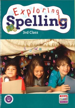Exploring Spelling 3 - Third Class