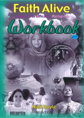 Faith Alive - Junior Cert Religion - Workbook - Exam Class