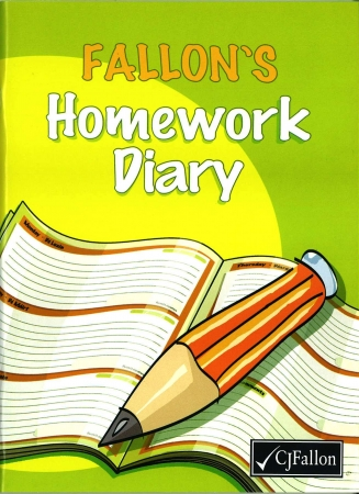 Fallon's Primary Homework Diary / Journal