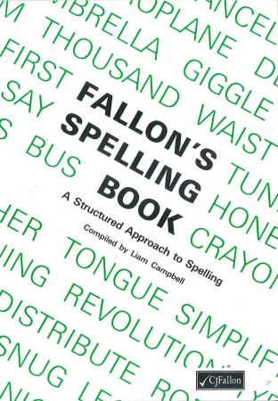 Fallon's Spelling Book