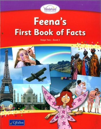 Feena's First Book of Facts - Core Reader 5 - Wonderland Stage Two - Second Class