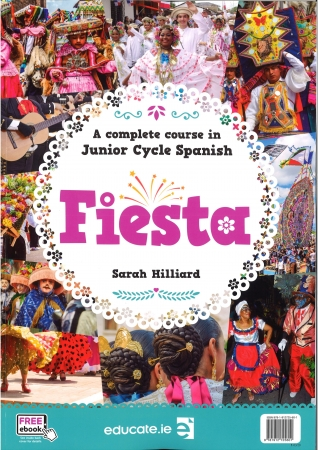 Fiesta - Spanish - Textbook & Workbook - Junior Cycle