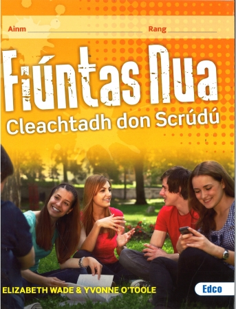 Fiúntas Nua Cleachtadh Don Scrúdú (Workbook Only) Leaving Certificate Higher Level Irish