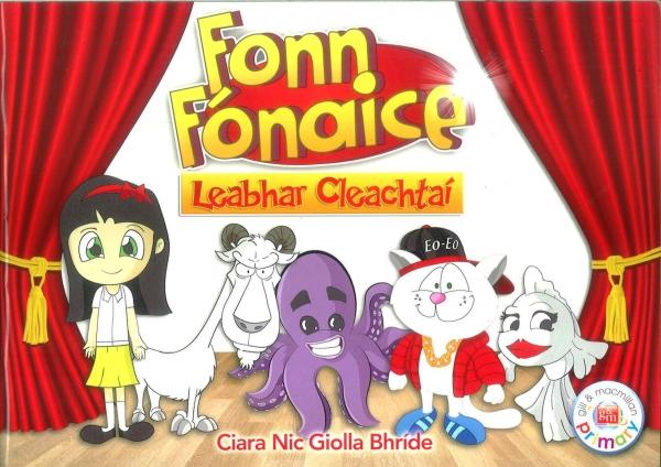 Fonn Fónaice - Leabhar Cleachtaí