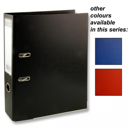 Lever Arch Foolscap Assorted