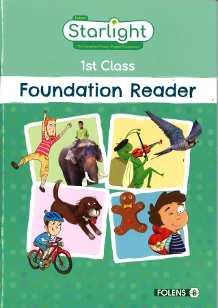 Foundation Reader - Starlight - First Class