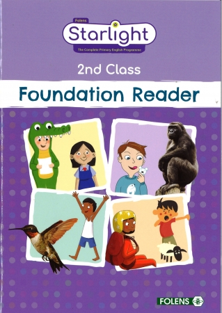 Foundation Reader - Starlight - Second Class