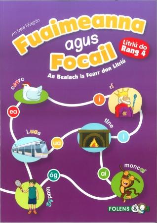 Fuaimeanna Agus Focail 4 - Fourth Class - 2nd Edition