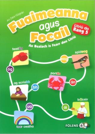 Fuaimeanna Agus Focail 5 - Fifth Class - 2nd Edition