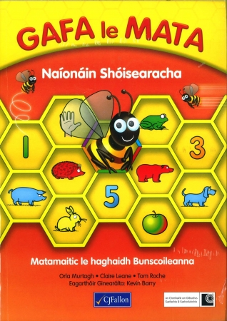 Gafa le Mata Junior Infants Pack - Book & Activity Book