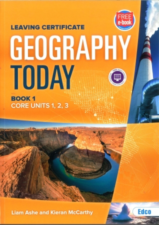 Geography Today 1 - Core Units 1, 2, 3 - Includes Free eBook