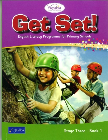 Get Set! - Core Reader - Wonderland Stage Three - Third Class