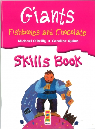 Giants, Fishbones & Chocolate Skills Book - 4th Class - Bookcase