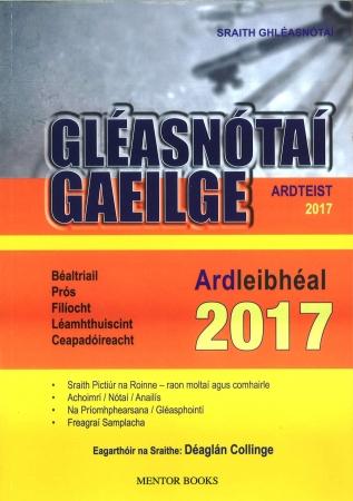 Gléasnótaí Gaeilge Ardteist Ardleibhéal 2017