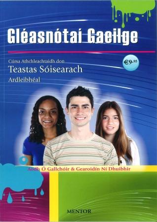 Gléasnótai Gaeilge Teastas Sóisearach - Ardleibhéal