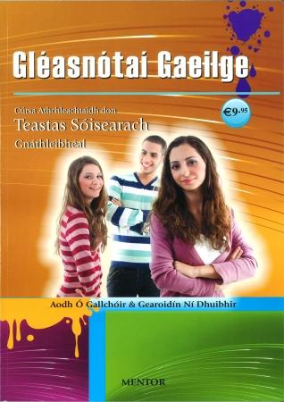 Gléasnótaí Gaeilge Teastas Sóisearach - Gnathleibhéal