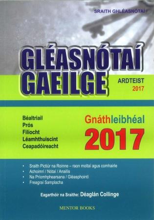 Gléasnótaí Gaeilge Ardteist Gnáthleibhéal 2017