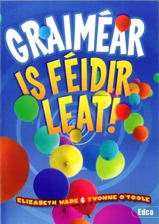 Graiméar Is Féidir Leat!