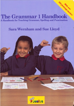 The Grammar 1 Handbook - Jolly Phonics
